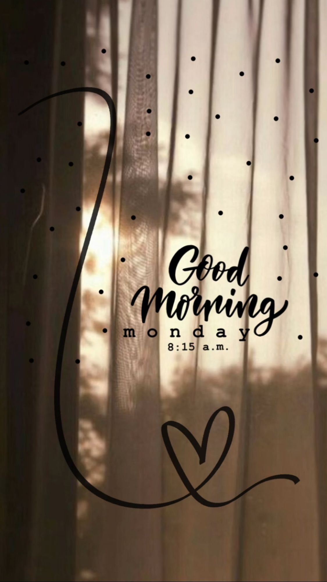 Good morning �