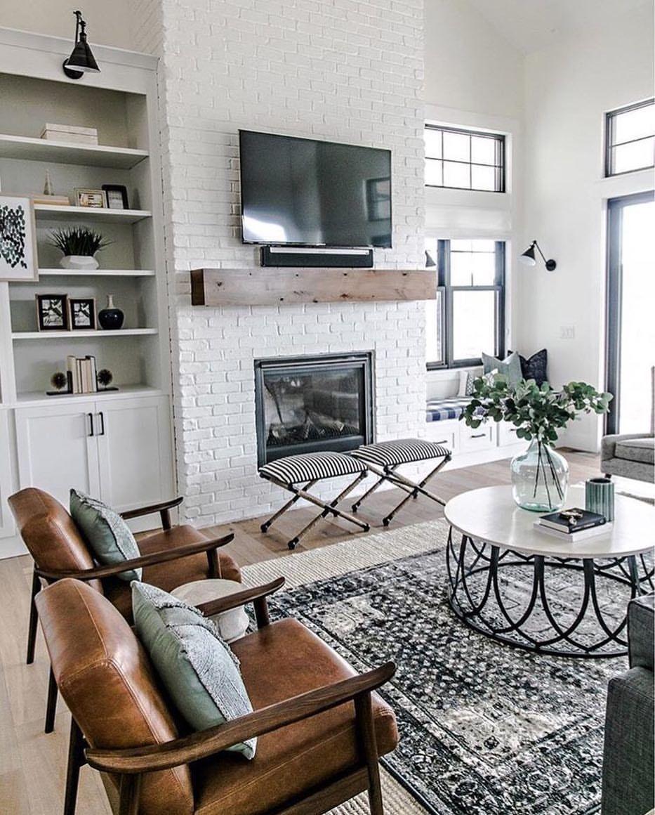Office Living Rooms, Living Room Ideas, Living Spaces, Scandinavian Bedroom,  Dining Room Design, Dining Rooms, Room Style, Cabin Ideas, Bedroom Designs