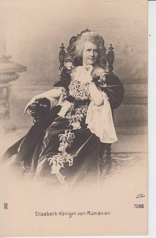Carmen Sylva, poeta y Reina de Rumania