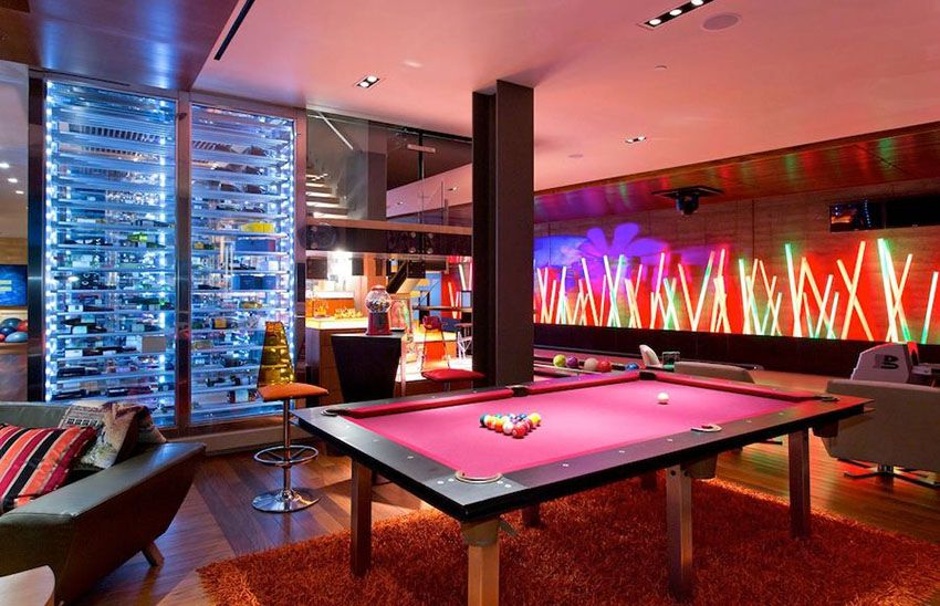 Man Cave Games For Sale : Best man cave ideas furniture decor pictures men