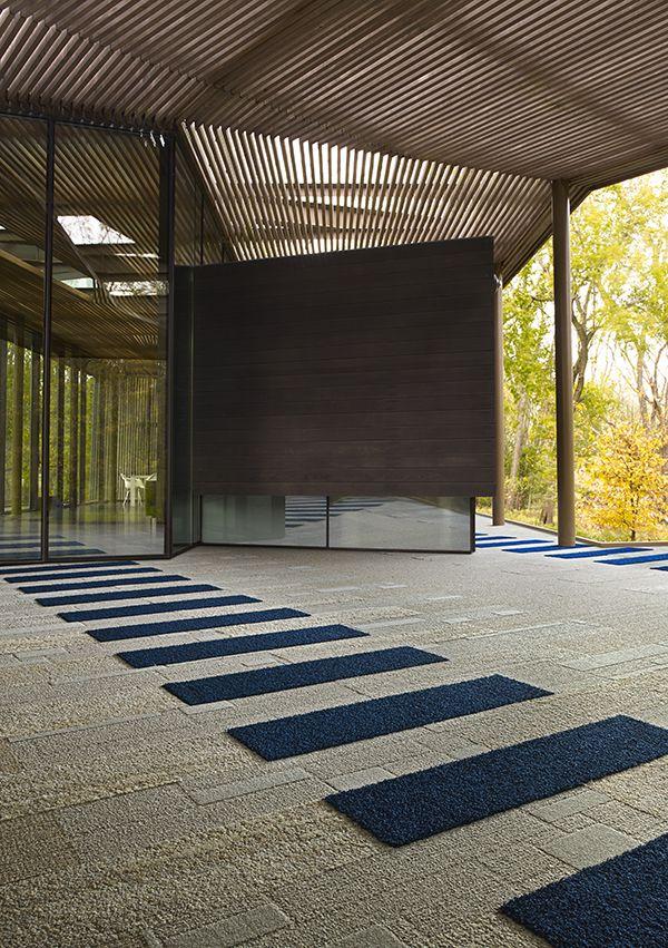 Interface Modular Carpet Tile Near Amp Far Nf401 Hemp