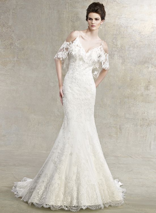 BLUEBELL Kitty Chen Couture Vintage Wedding Dresses Finditforweddings