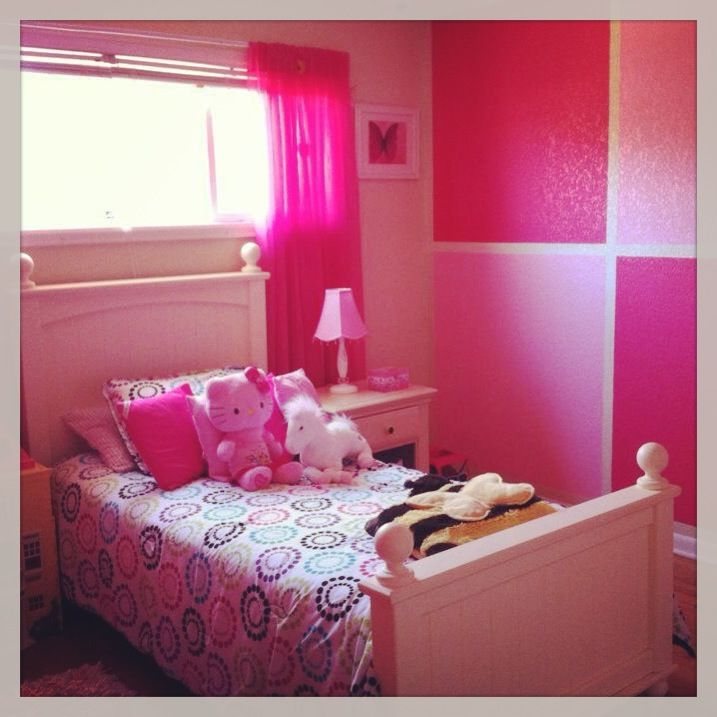 Cute pink girls Room !! girls bedroom ideas Pinterest Room