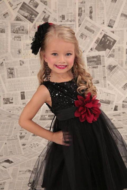 Hey, I found this really awesome Etsy listing at https://www.etsy.com/listing/215875197/flower-girl-dress-black-sequin-flower