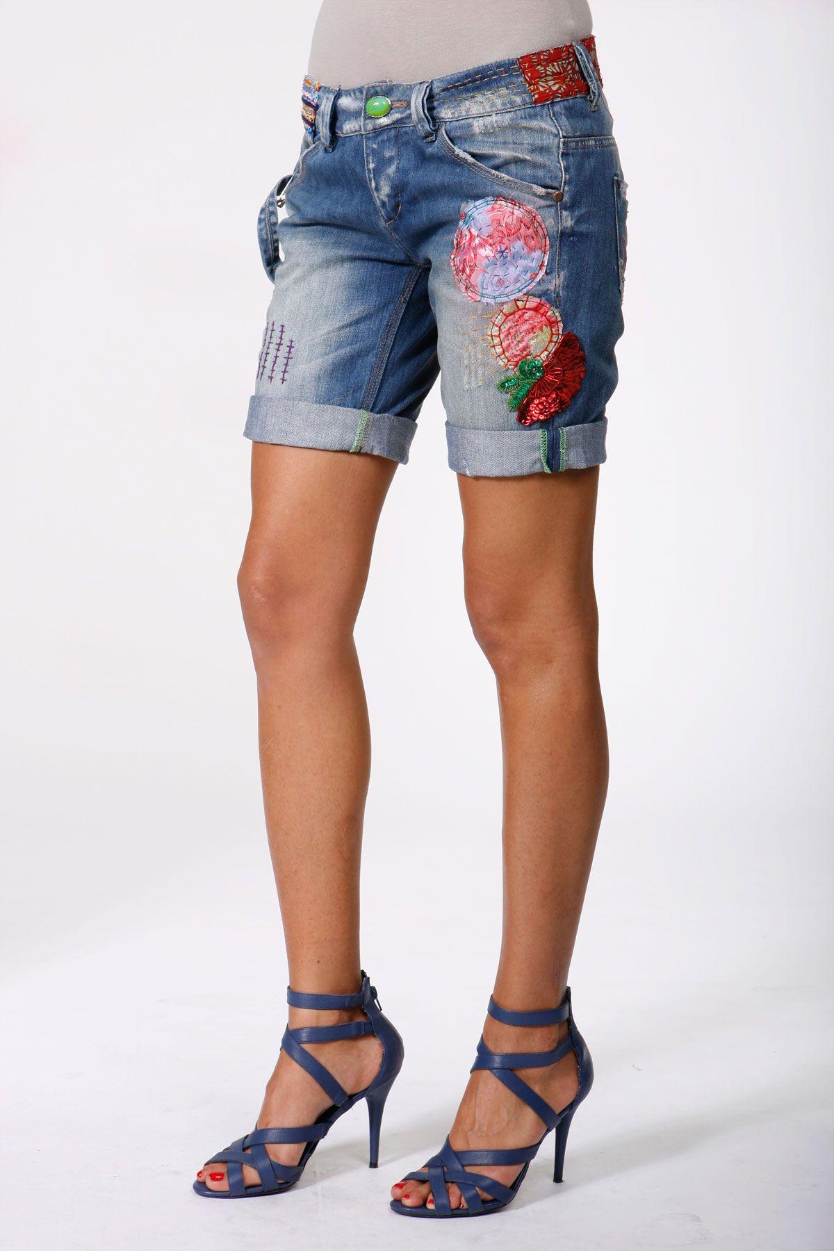 Desigual jeans shorts Sicilia M or L | Mode