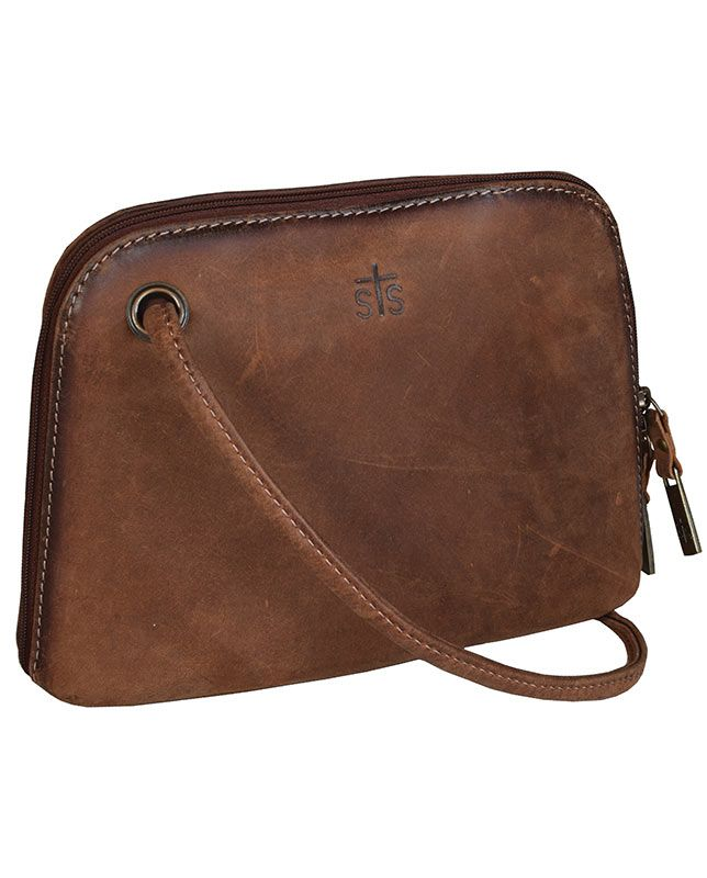 The Baroness Brown Crossbody Bag  c5ba9880304c4