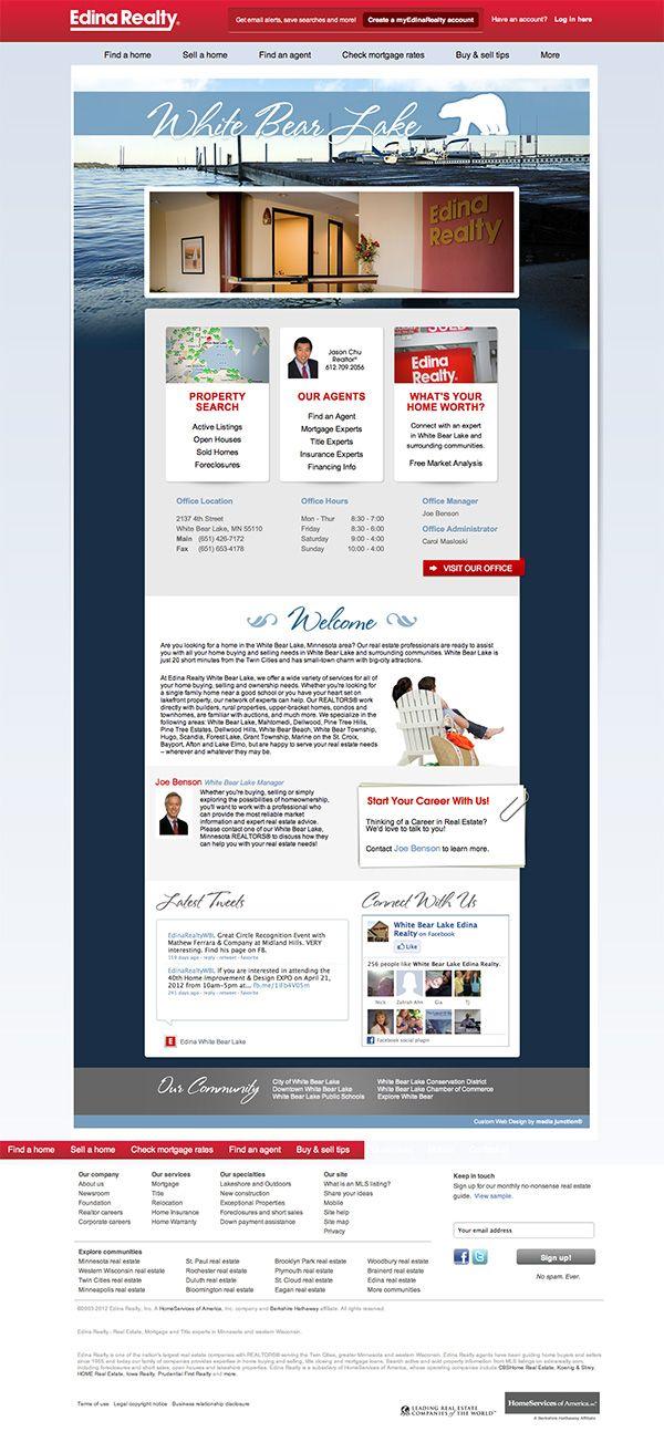 Custom Website Design Portfolio Media Junction Portfolio Design Custom Web Design Custom Website Design