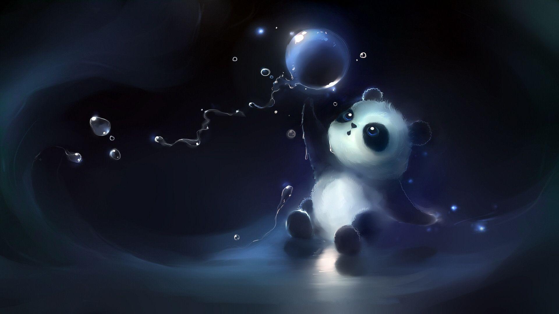 Animated Cute Panda Wallpaper Best Hd Wallpapers Cute Panda Wallpaper Panda Wallpapers Panda Art
