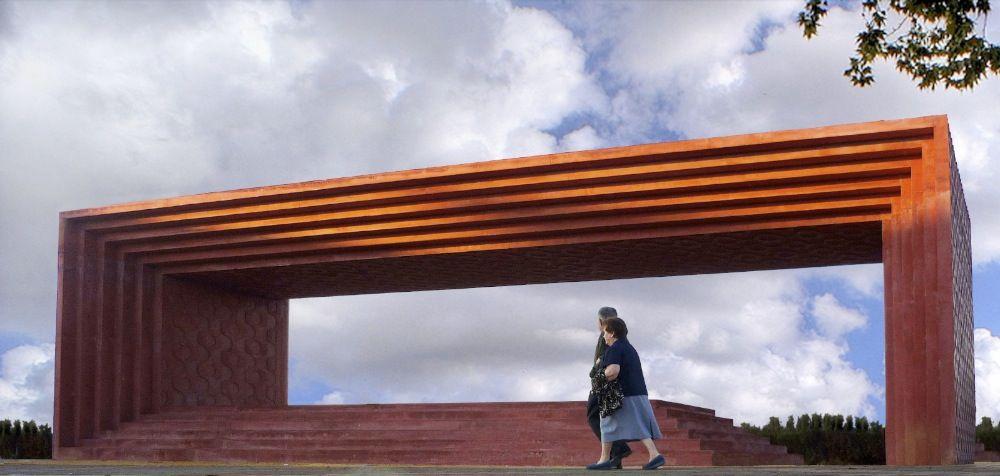 Monumento Almodovar / Enproyecto arquitectura