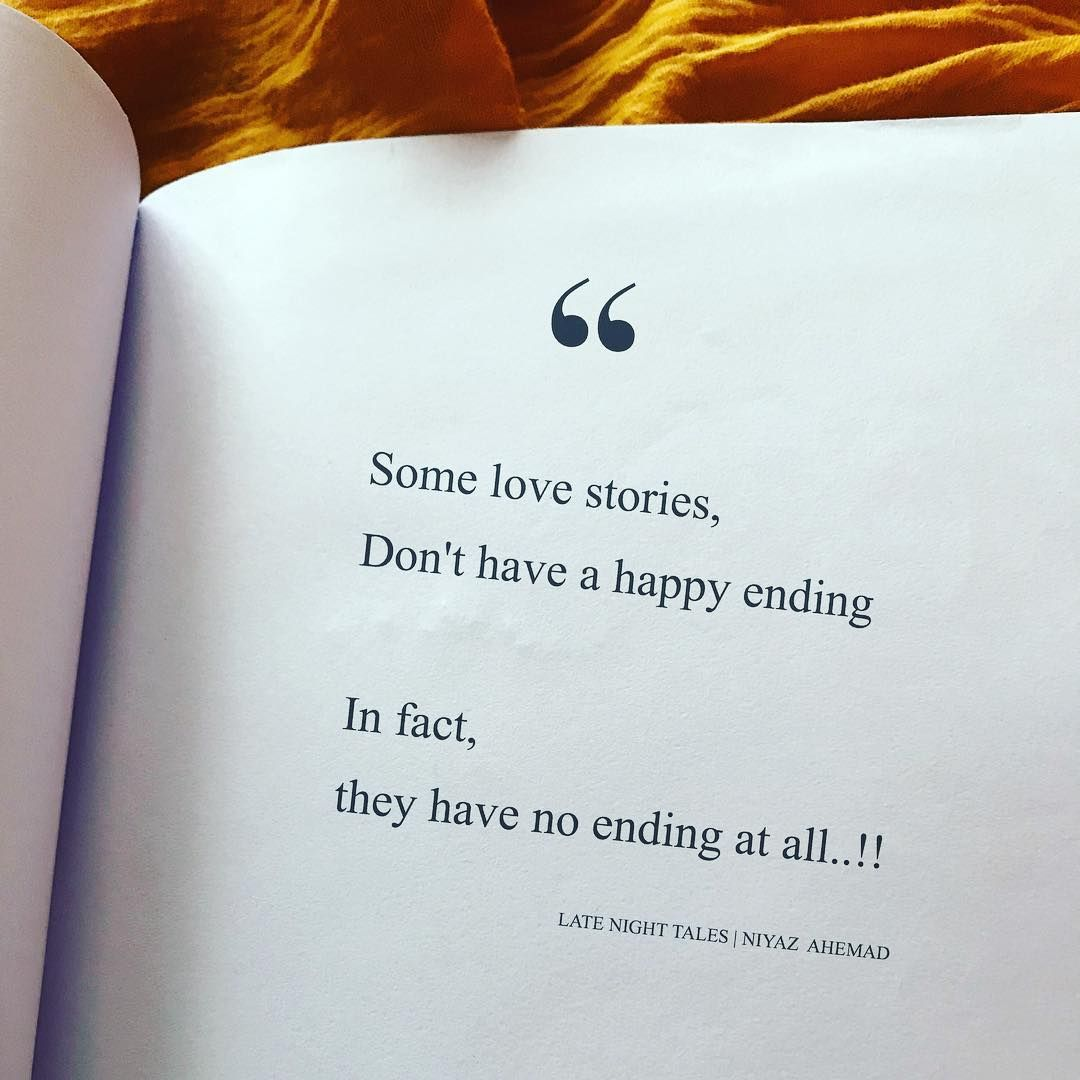 Some Love Stories Don T Have A Happy Ending In Fact They Have No
