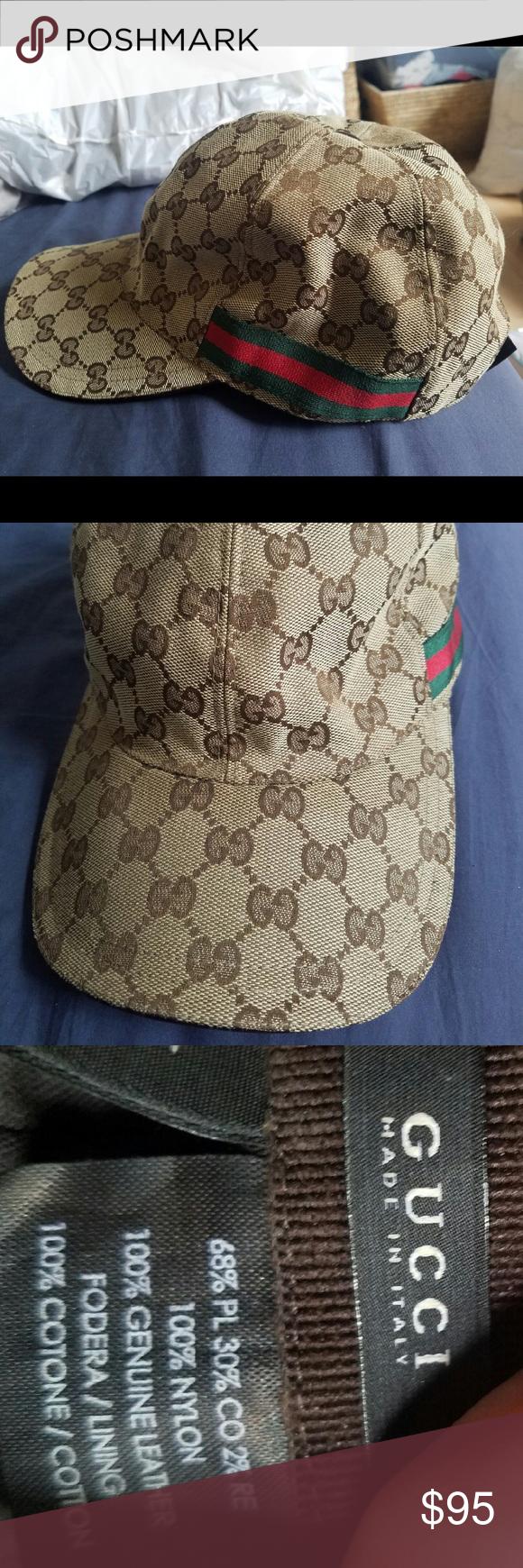Gucci hat like brand new Gucci hat, Gucci, Hats