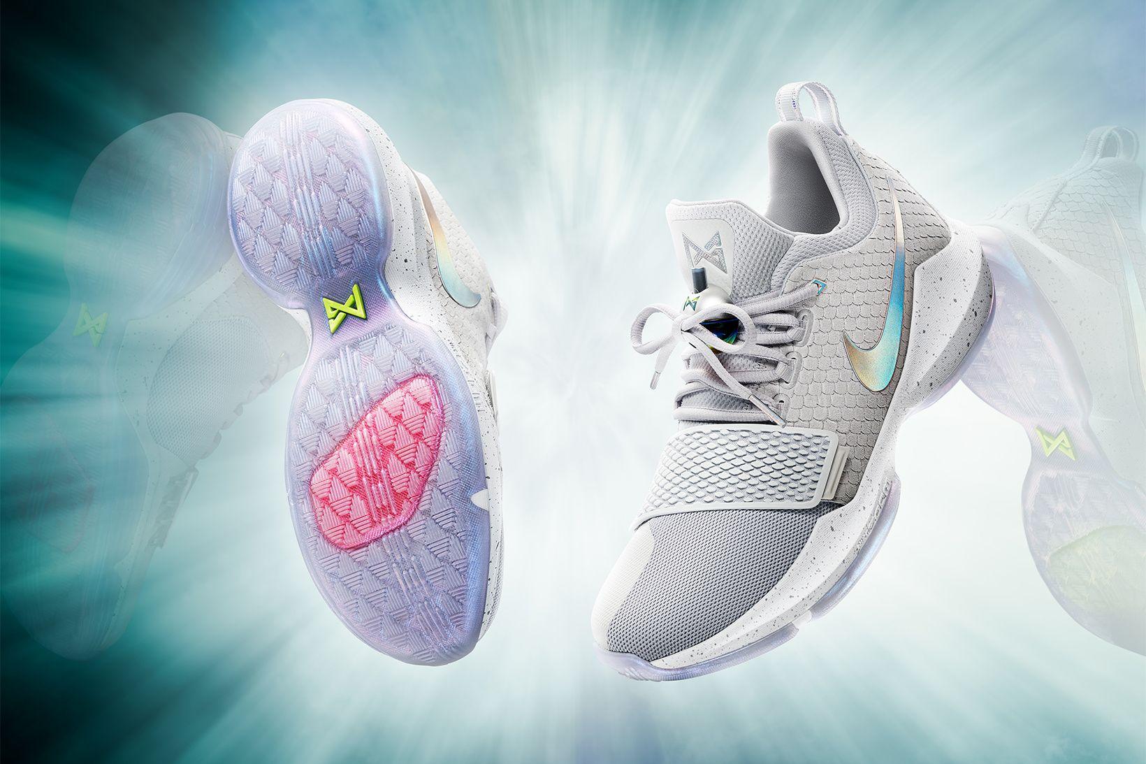 Paul George s Nike PG1 Is Here  d31cbbefb