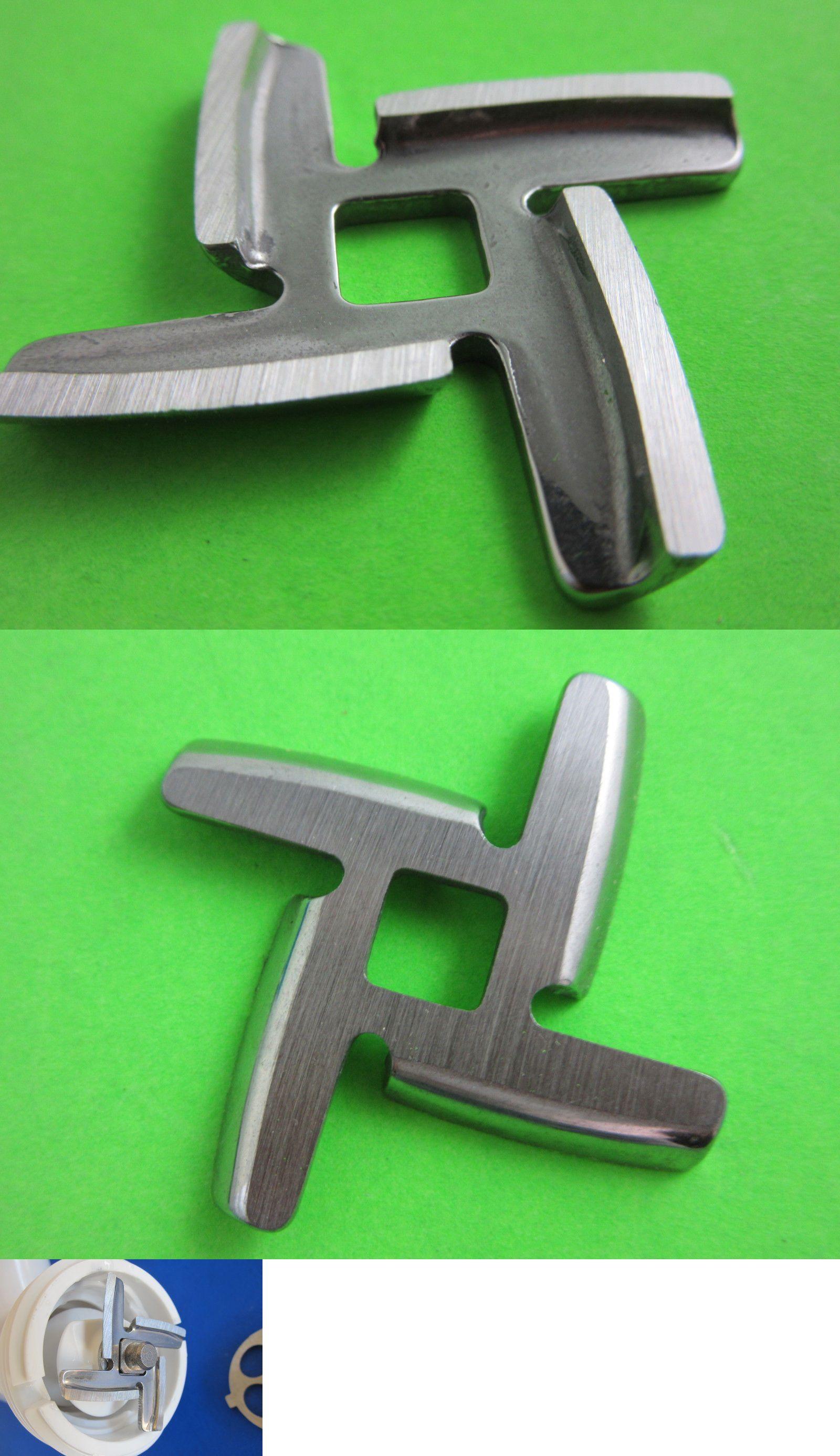 Kitchenaid FGA Food Grinder Mincer Fine Cutting Plate With A Cutter Blade.
