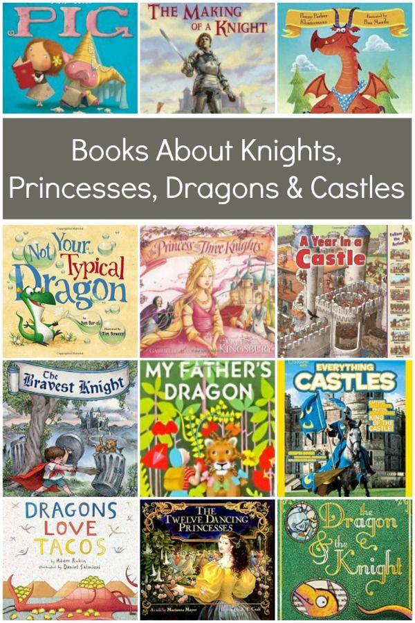 Knights And Princesses Craft Activities