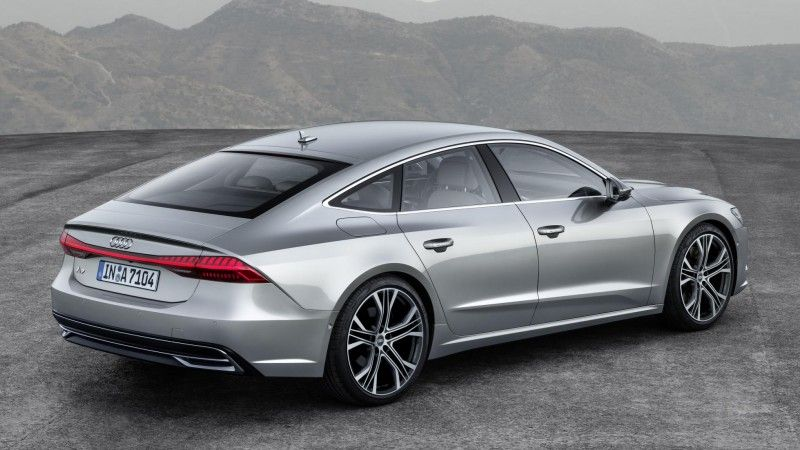 Audi Toughens Up And Tricks Out The A7 For 2019 Audi A7 Audi A7