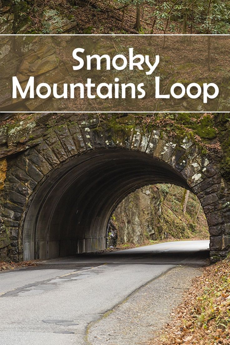 Eleven Popular Motorcycle Rides in the Smoky Mountains