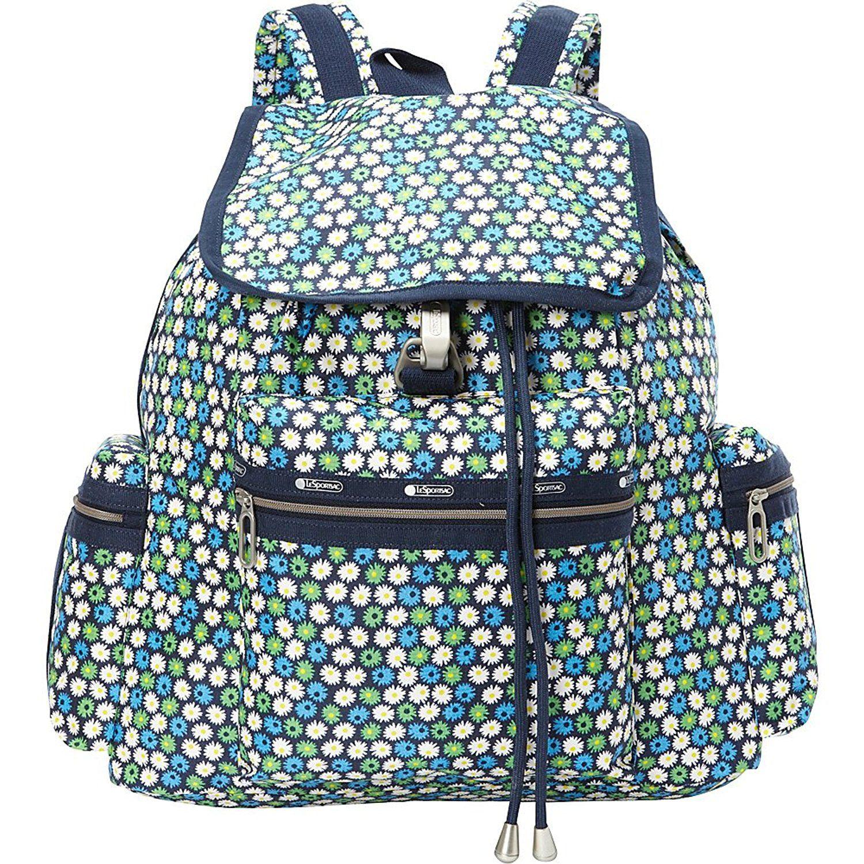LeSportsac Essential 3 Zip Voyager Backpack