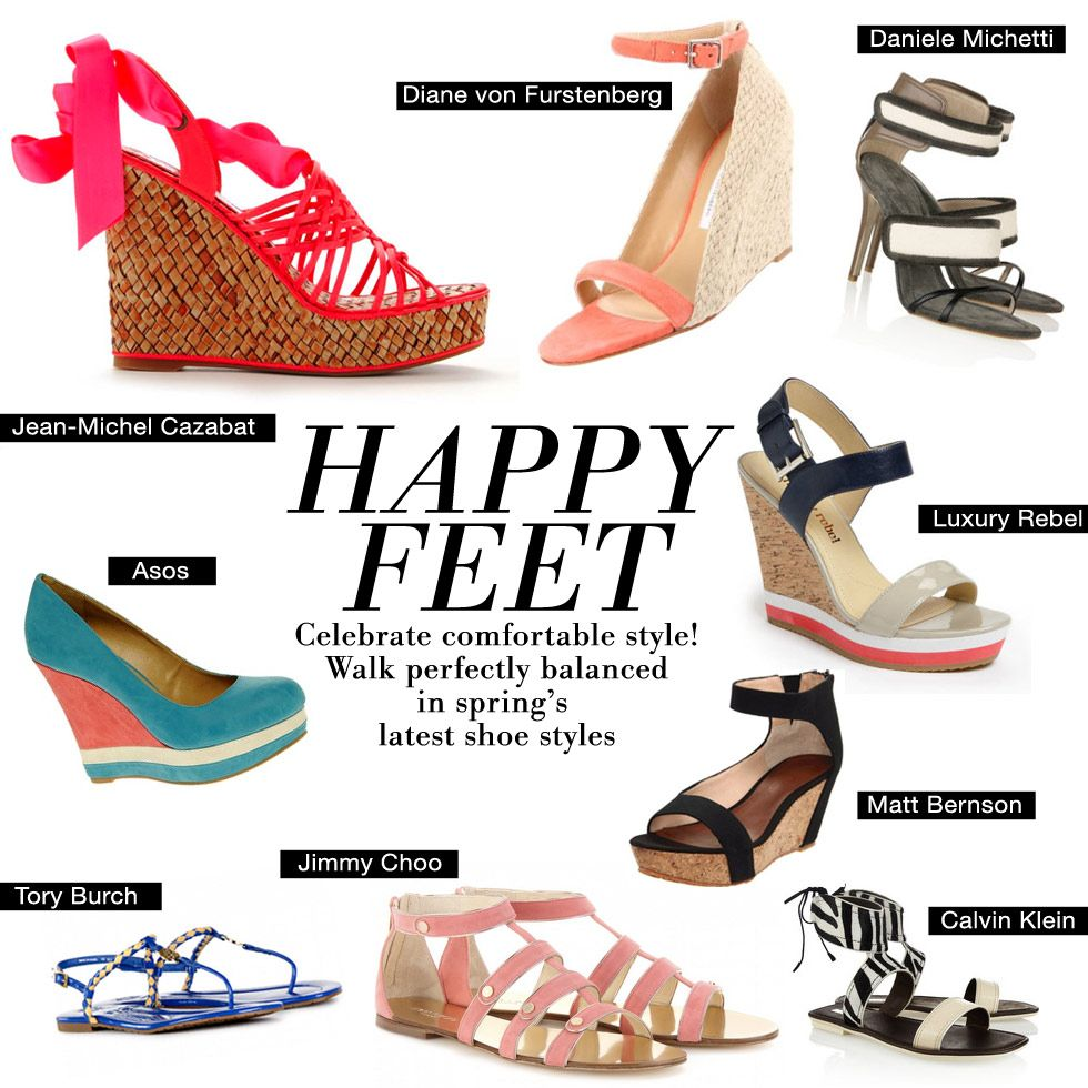 Sandals shoes comfortable - The Sweetest Seduction Shoes Spring S Latest Comfortable Shoe Styles Http