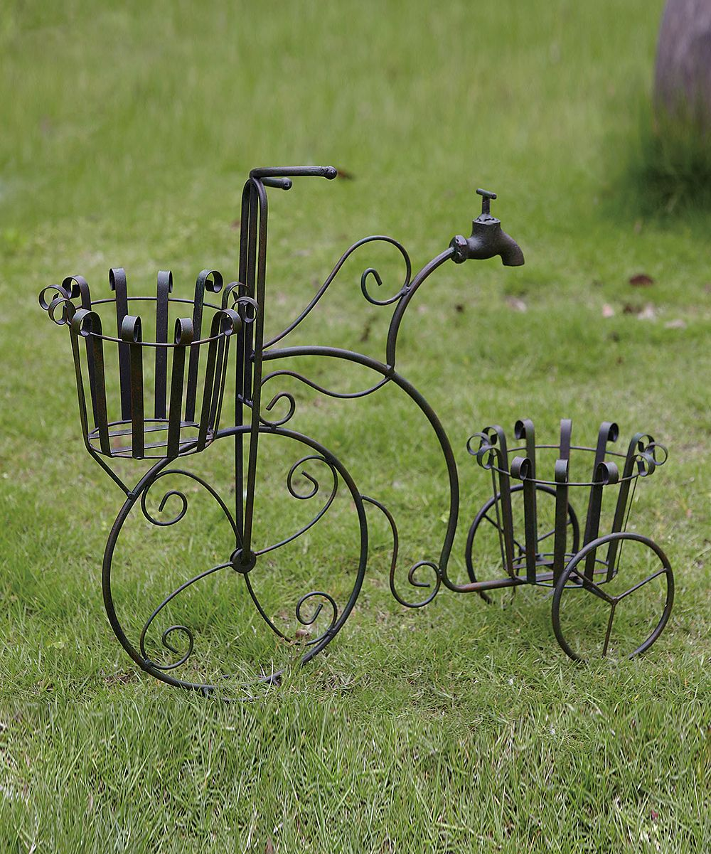 Faucet Penny Farthing Planter For The Home Planters Bike