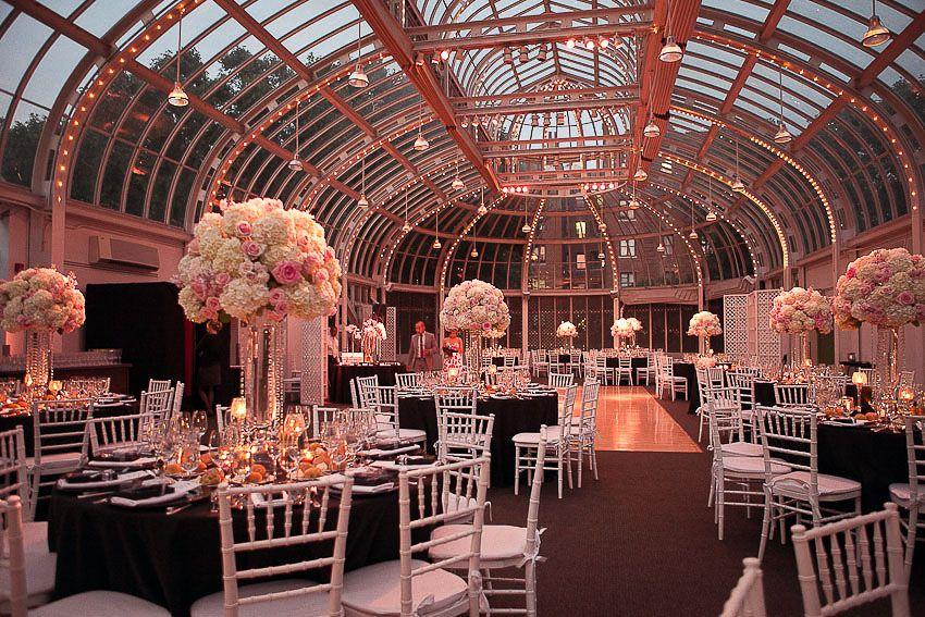 Palm House Brooklyn Botanical Garden Wedding 47 1 Jpg 850 567