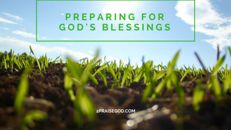 UCHENNA C. OKONKWOR: How to get Prepared for God's Blessings and Promis...
