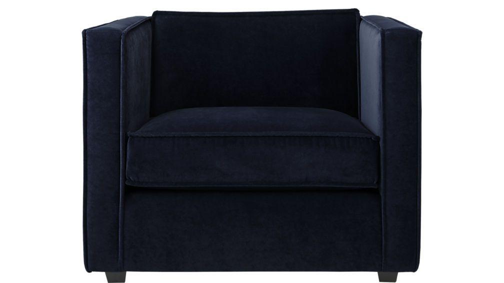 Best Club Chair L Ence Club Chairs Chair Blue Velvet 400 x 300