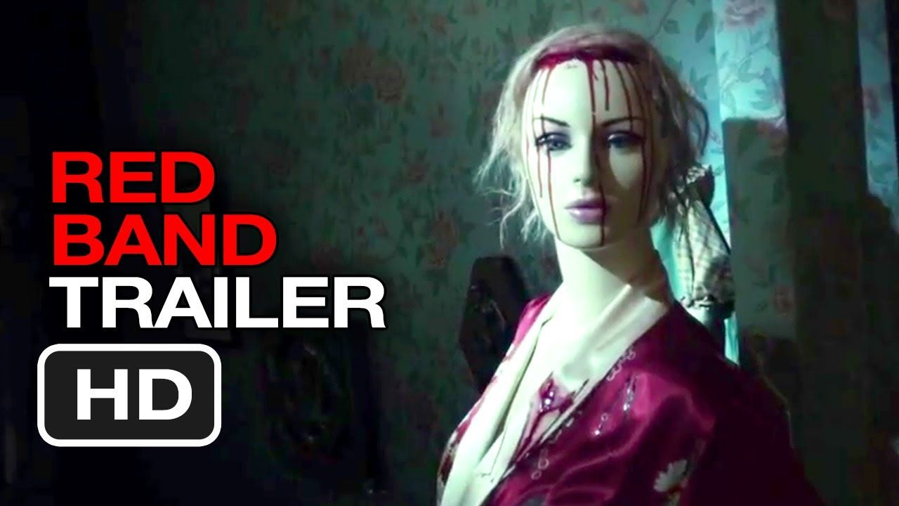 America Olivo Video Porno maniac red band international trailer (2012) - elijah wood