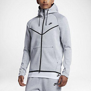 constantemente Humanista lavandería  Nike Sportswear Tech Fleece Windrunner Men's Hoodie   Nike ropa hombre,  Pantalones de hombre, Ropa