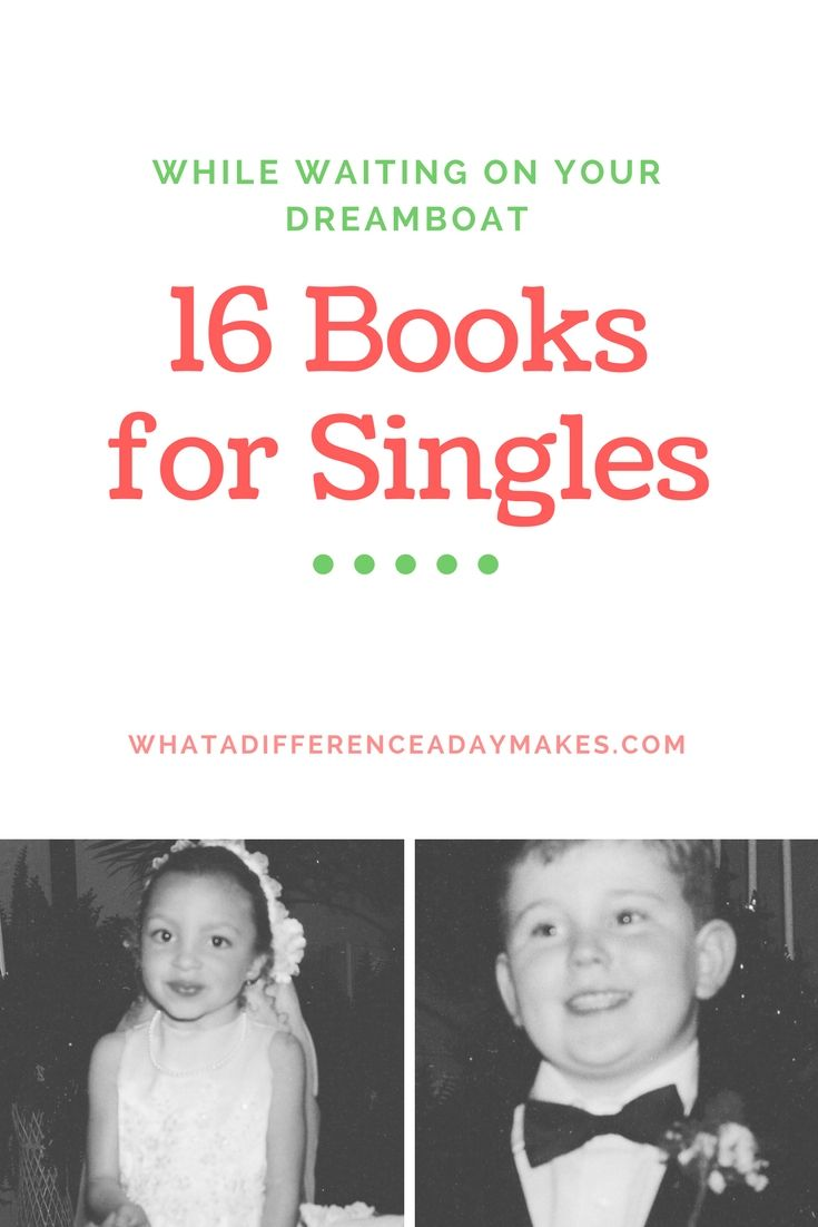 Books to read while dating