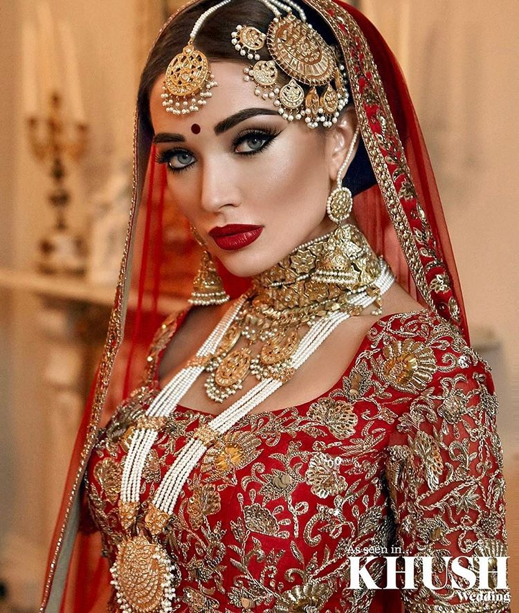 Indian Bridal Asian Bridal: Khush Wedding Magazine (@khushmag