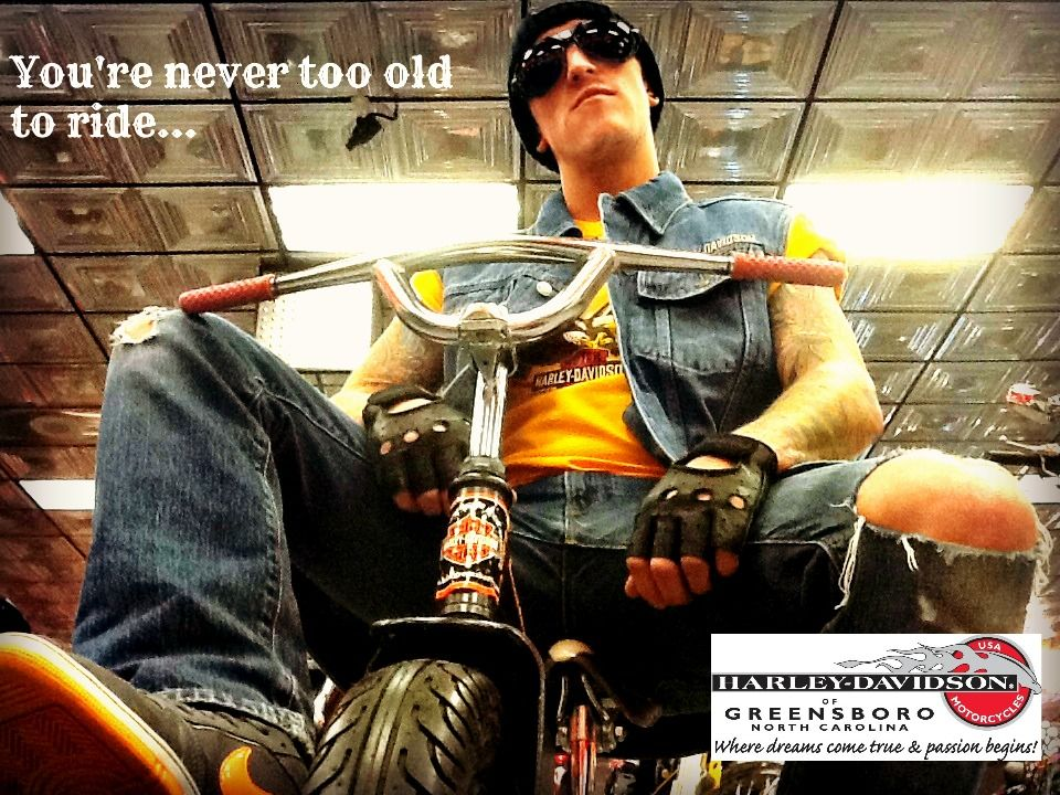 Never too old to ride...   Motorcycle Art/Photography   Pinterest ...