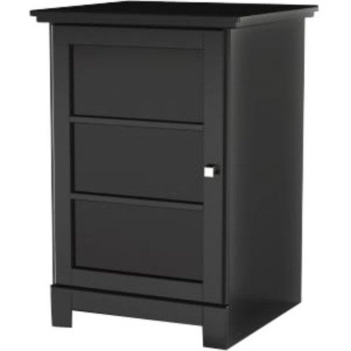 Best Buy Nexera   Pinnacle A/V Equipment Cabinet   125 Lb Load Capacity