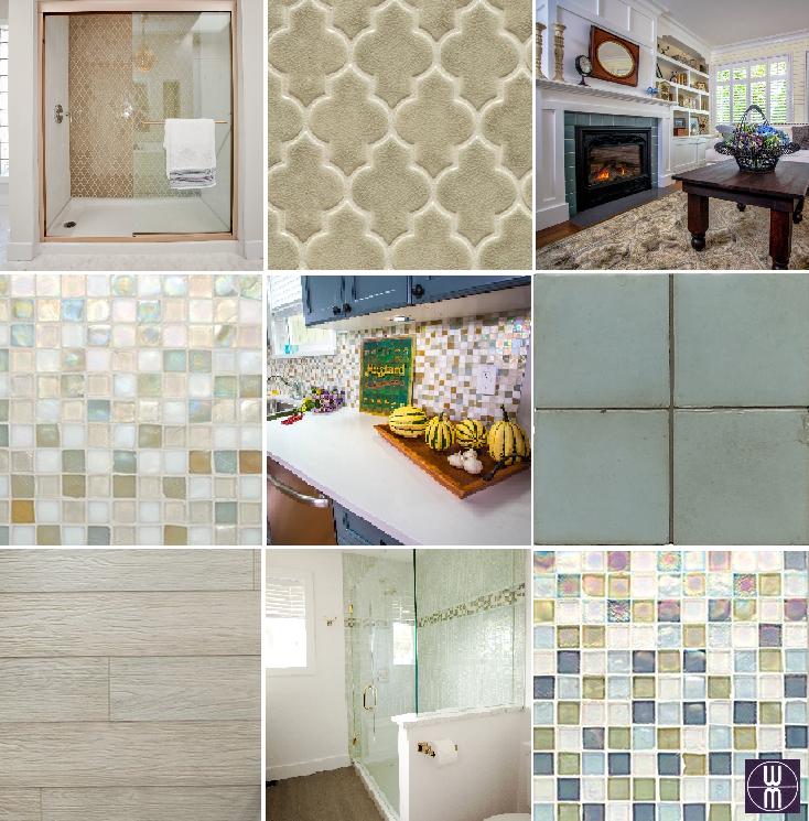 Mosaic Monday... Love It or List It Vancouver Tile! | Mosaic Monday ...