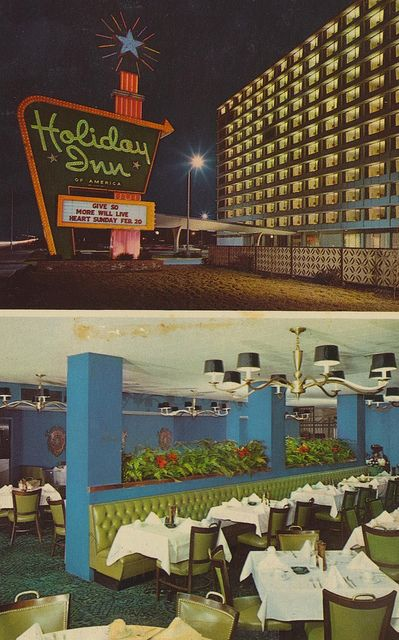 Holiday Inn Downtown Columbus Ohio Vintage Hotels Century