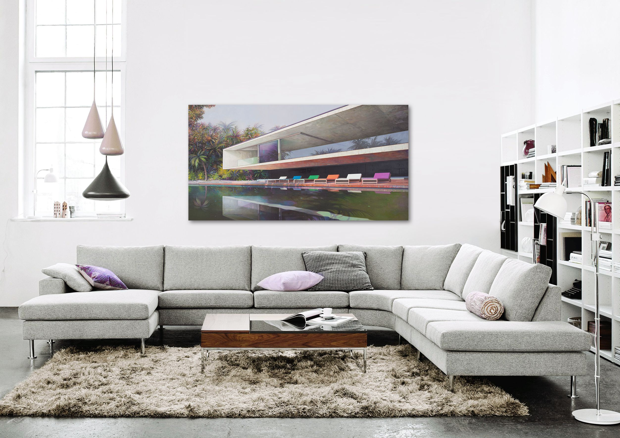 Work by jens hausmann furnishings by boconcept