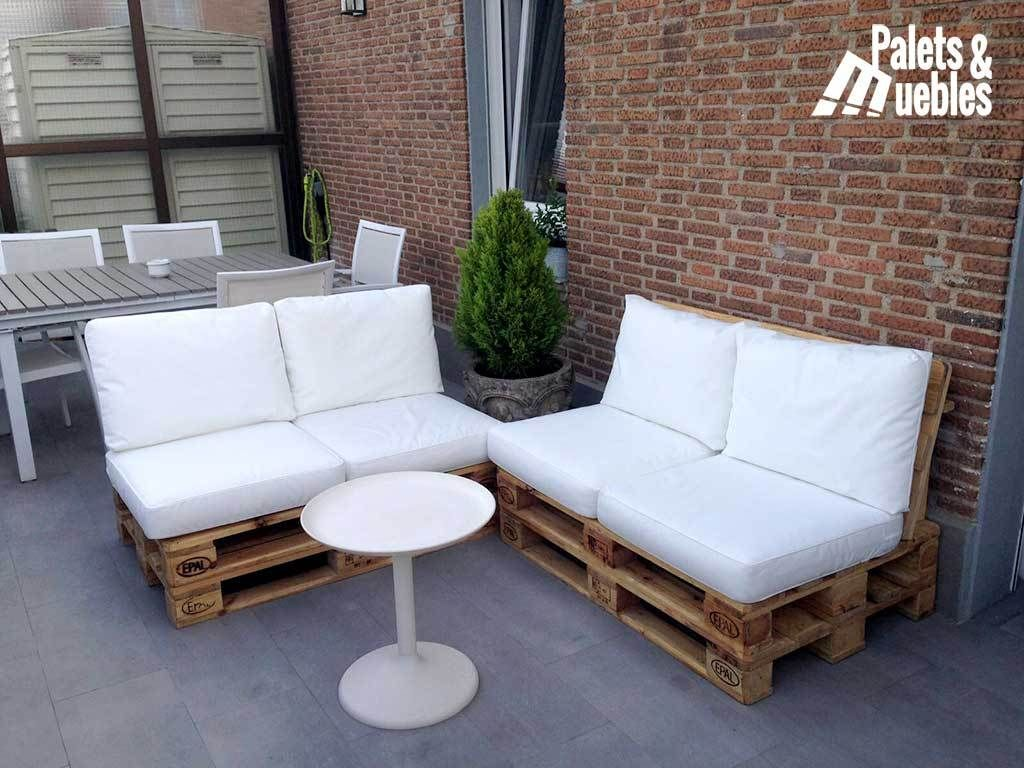 Chill Out De Madera Muebles Con Palets Sofas Con Palets Muebles