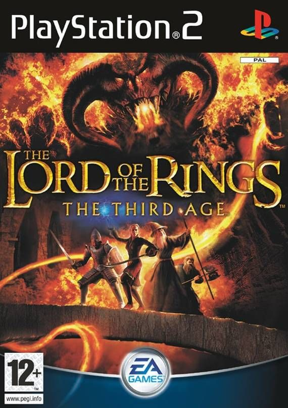 The Lord Of The Rings The Third Age Ps2 Iso Download