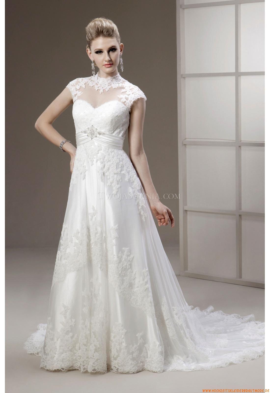 Schön Brautkleider 2014 Online Fotos - Hochzeit Kleid Stile Ideen ...