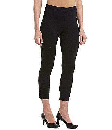 IC Collection Slim Ankle Pants #Dillards