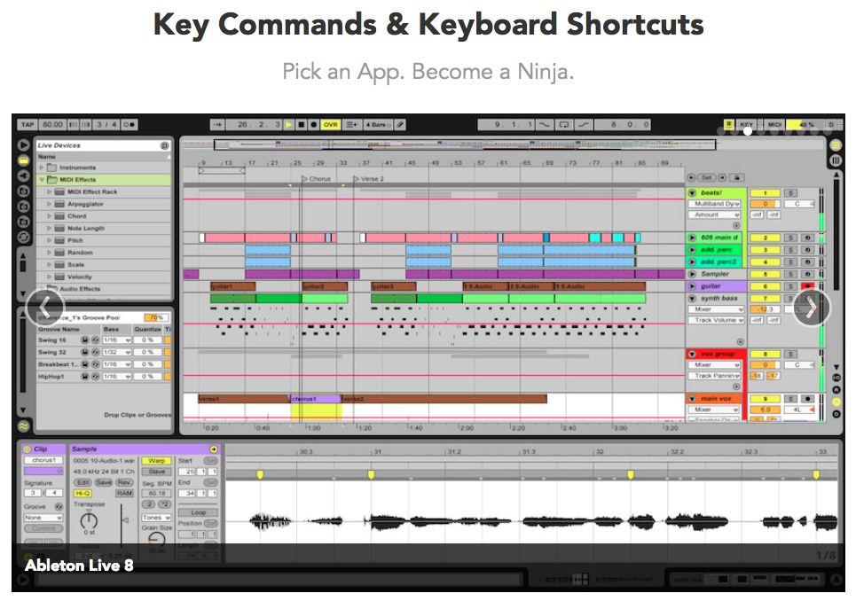 Pro Tools 10 Keyboard Shortcuts Muzyka Studiya Ton