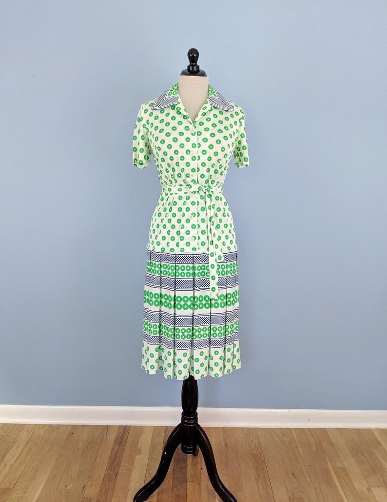 Vintage Late 60s Early 70s Drop Waist Shift Dress 1970s Etsy Vintage Mod Dress Shift Dress Jacket Dress [ 1029 x 794 Pixel ]