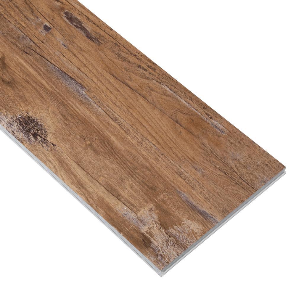Lifeproof Heirloom Pine 8 7 In W X 47 6 In L Luxury Vinyl Plank Flooring 20 06 Sq Ft Case I969104l The Home Depot Vinyl Plank Flooring Luxury Vinyl Plank Flooring Vinyl Plank