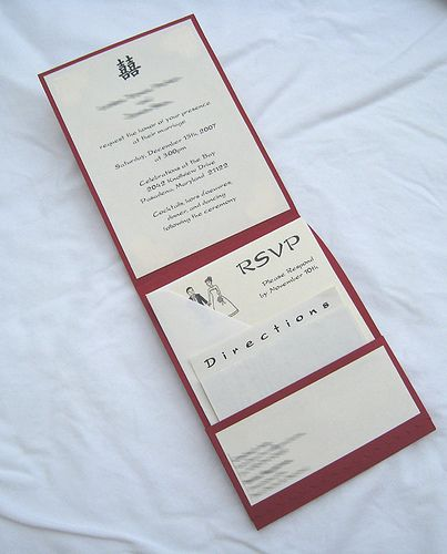 Inexpensive Wedding Invitation Ideas: Plan Your Wedding » How To Make Cheap, Homemade Wedding