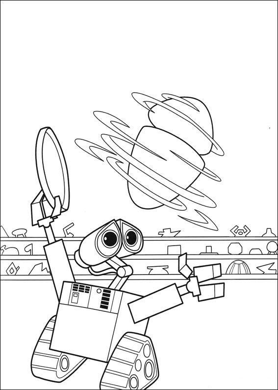 walle 16 ausmalbilder für kinder malvorlagen zum