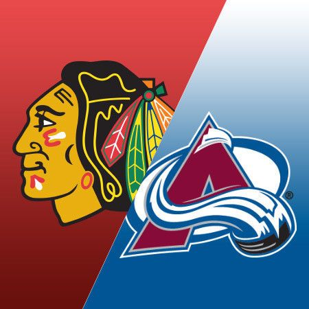Image result for chicago blackhawks vs colorado avalanche