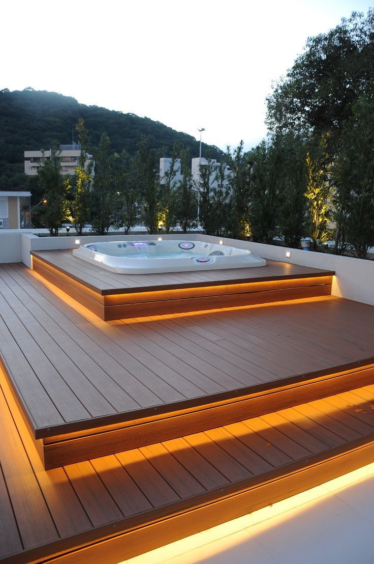 25 best ideas about jacuzzi on theydesign jacuzzi outdoor inside ...