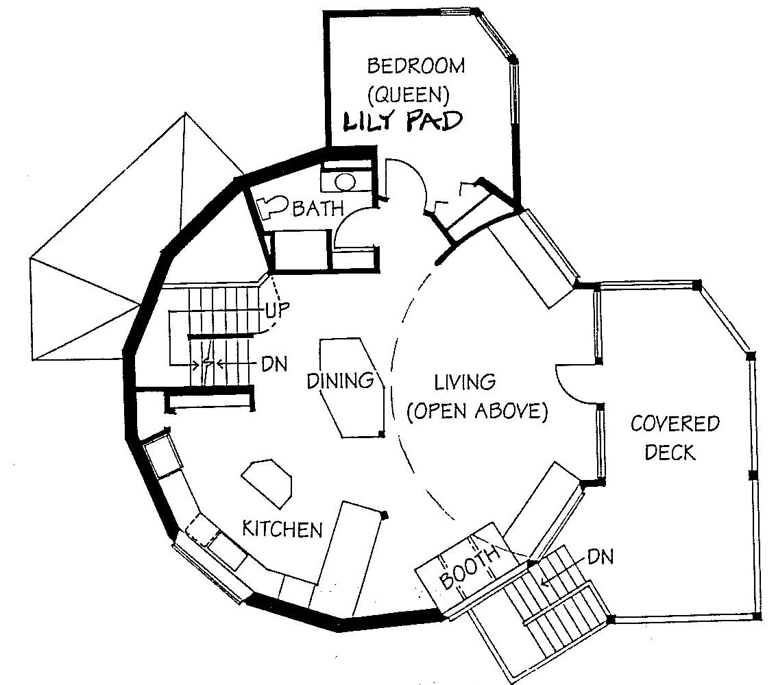 Geodesic Dome, Geodesic, Floor