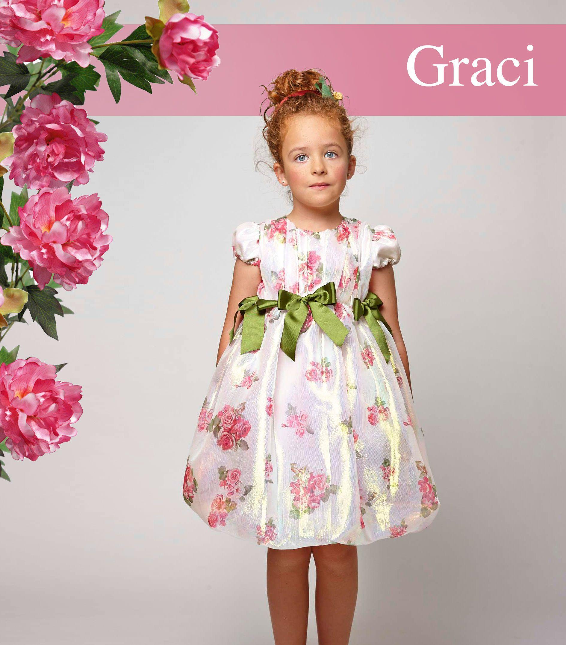 Graci flower girl dress. | Baby | Pinterest | Mädchen