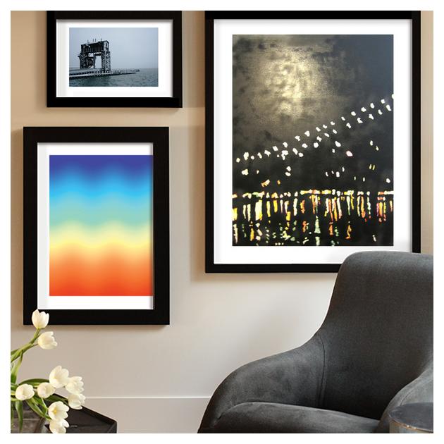 Gallery Wall | JaxRobyn.com