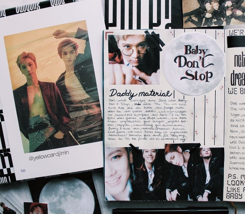 249 Best Images About Builddirect Diy Inspiration On: IG.: @yellowcardjimin // Kpop Journal // NCT U Baby Don't